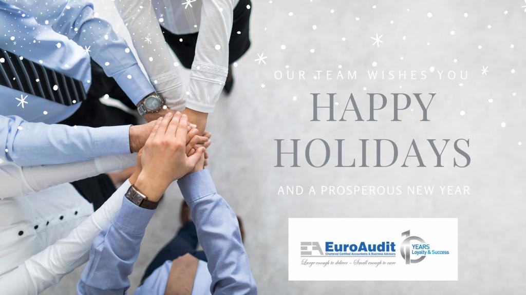 Happy Holidays from EuroAudit LTd